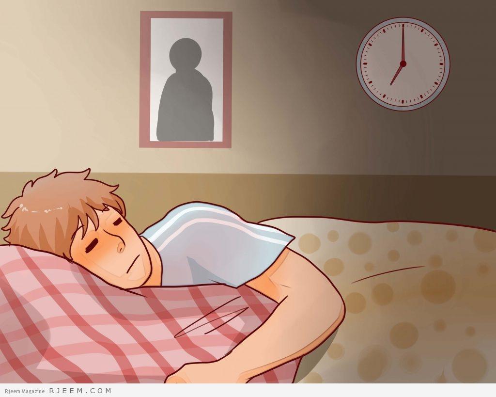 7 نصائح للحد من انقطاع النفس اثناء النوم