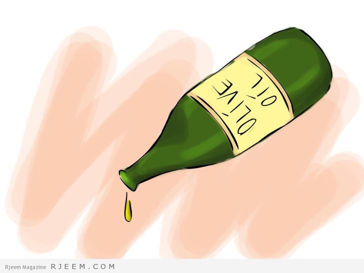 13 ماسك طبيعي للبشرة بزيت الزيتون