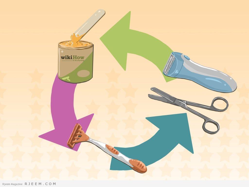 6 وصفات طبيعية لتخفيف نمو الشعر