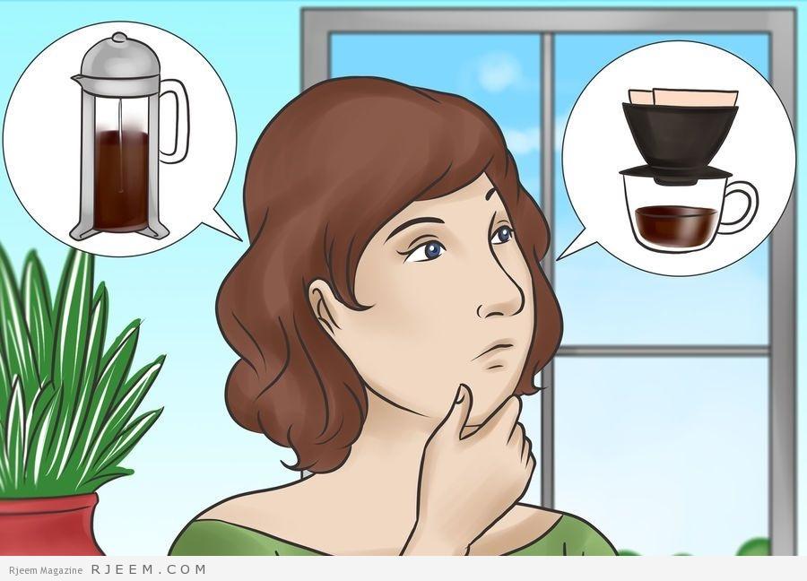 شرب القهوة في رمضان مجلة رجيم