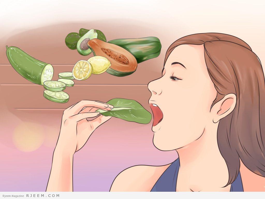 5 حيل لخسارة الوزن بدون حرمان