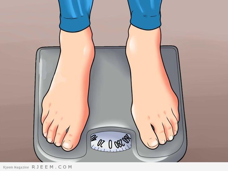 5 نصائح لفقدان الوزن بنجاح