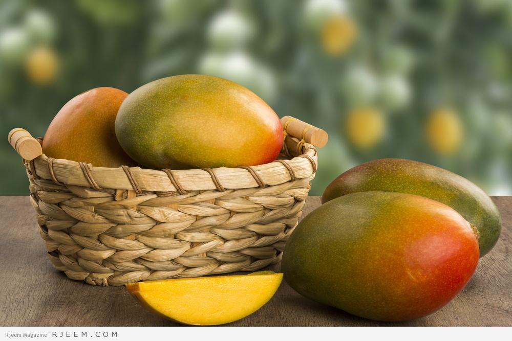اكثر من 10 فوائد صحية وجمالية للمانجو