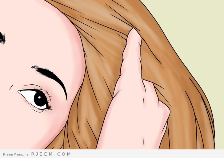 4 عادات يومية تضر الشعر