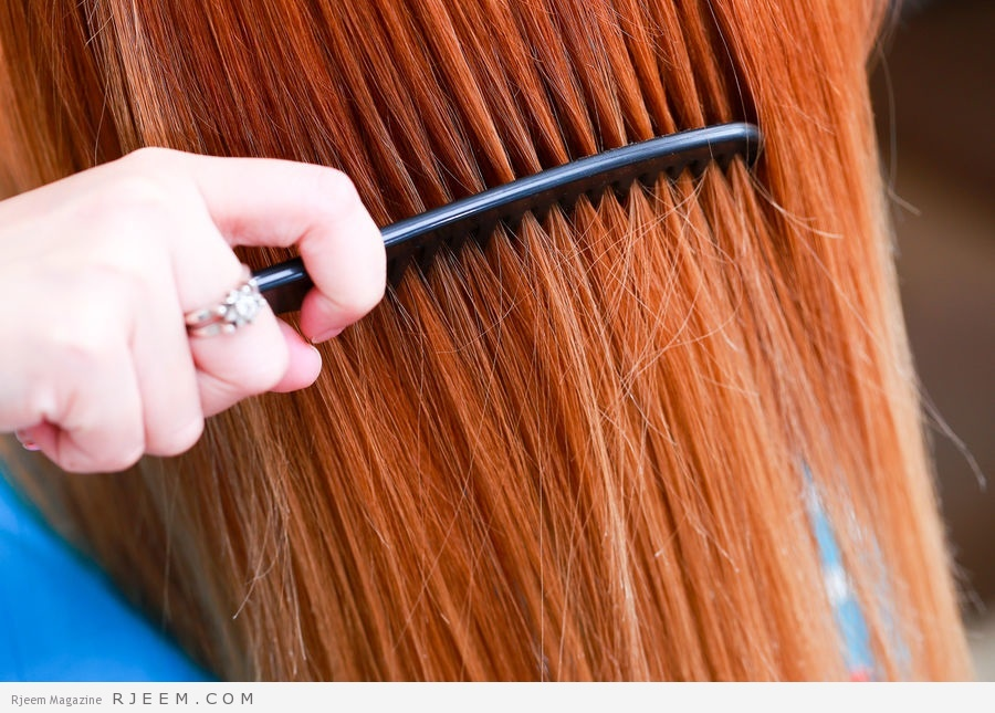 4788a8bc6 وصفات منزلية لعلاج الشعر الجاف   مجلة رجيم