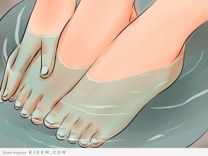 6 خلطات طبيعية للتخلص من مسامات الساق