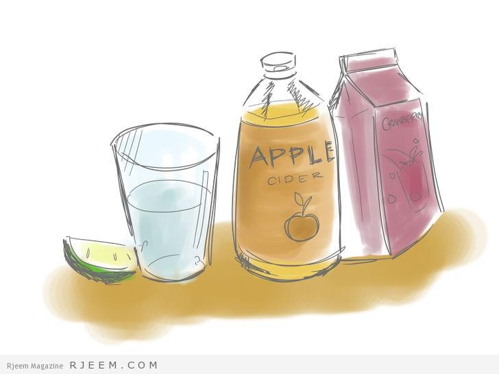 فوائد واضرار خل التفاح
