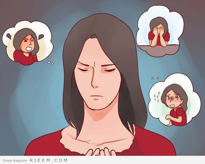 11 نصيحة للتعامل مع غضب الزوجه