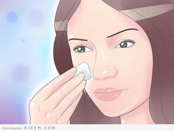 8 وصفات لتنظيف البشرة بعمق