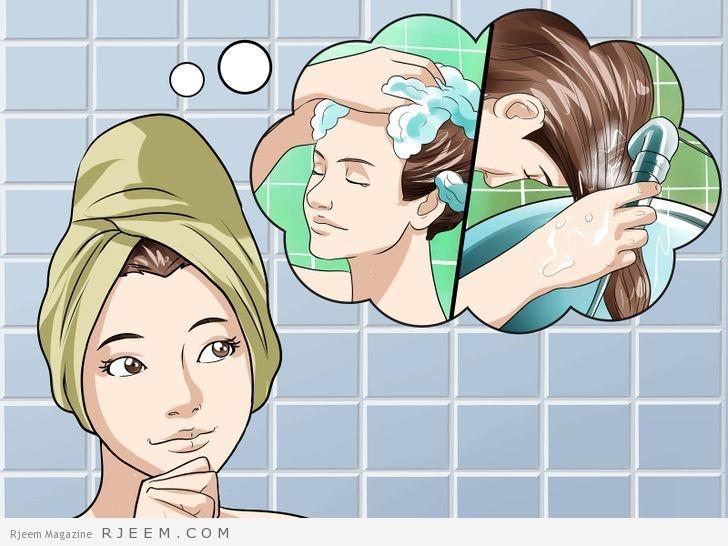 اسباب وعلاج تساقط الشعر