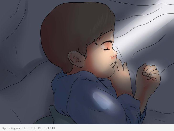 اسباب وعلاج التبول اللاارادي عند الاطفال