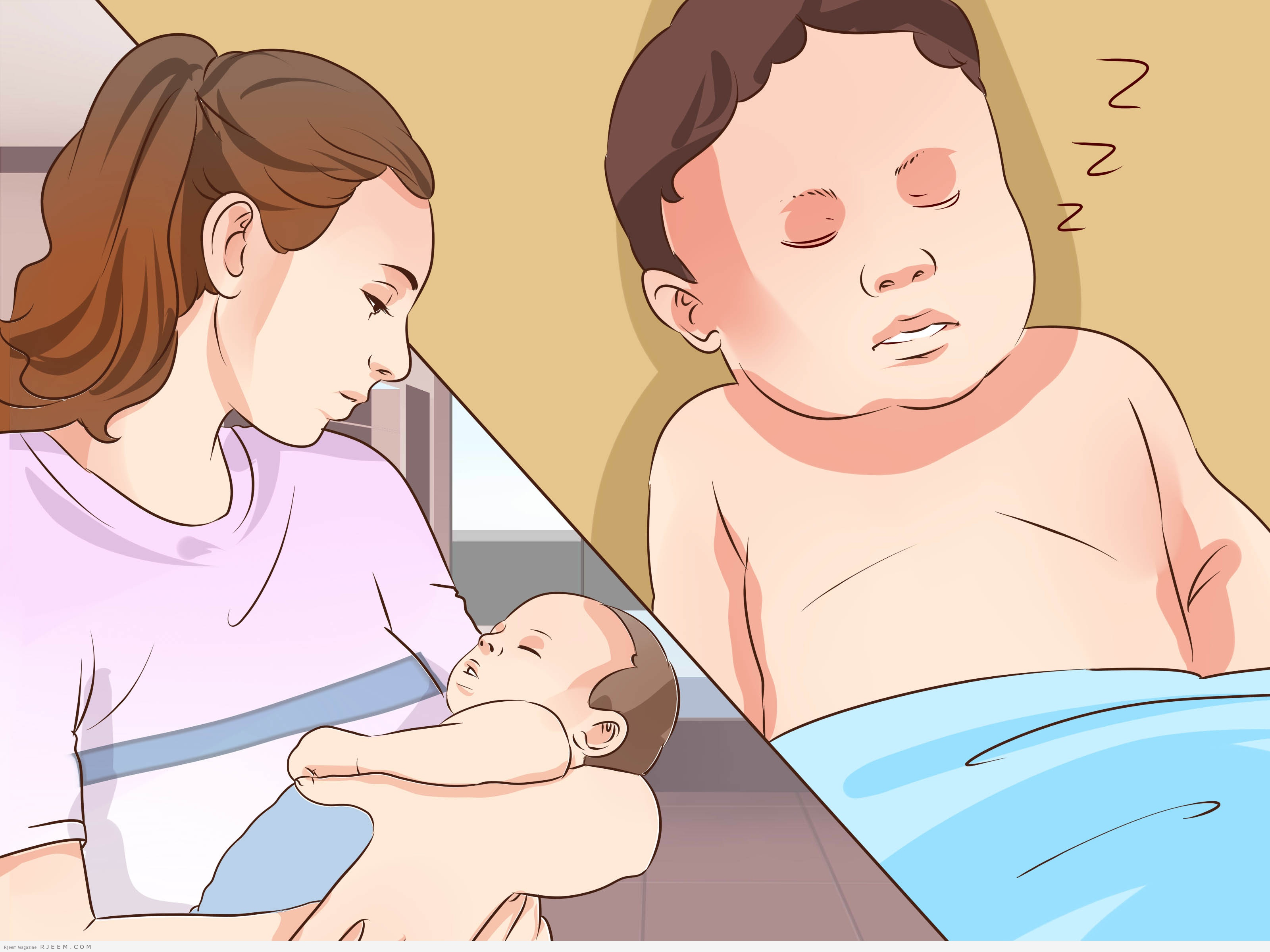 طرق طبيعية لتسهيل الولادة