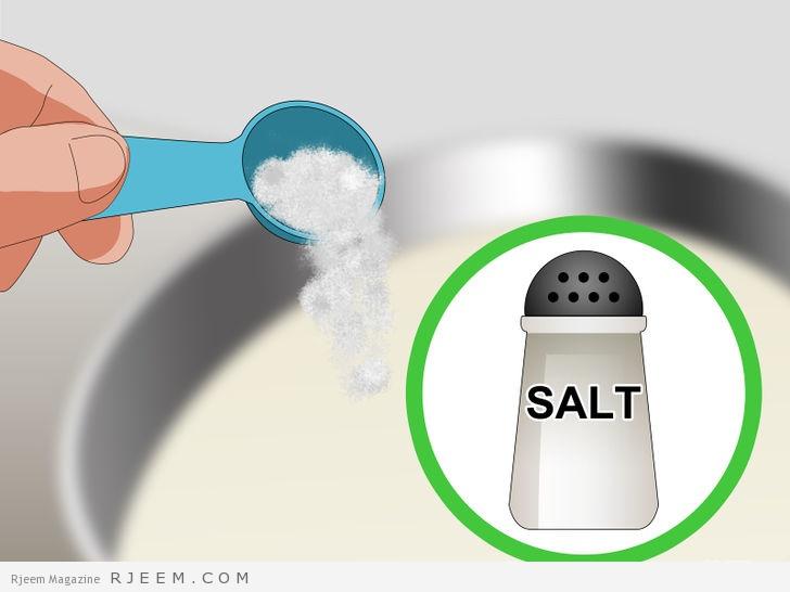 فوائد الملح الصحية والجمالية