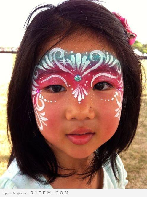 rockyourbodyart.com face painting birthday party!: