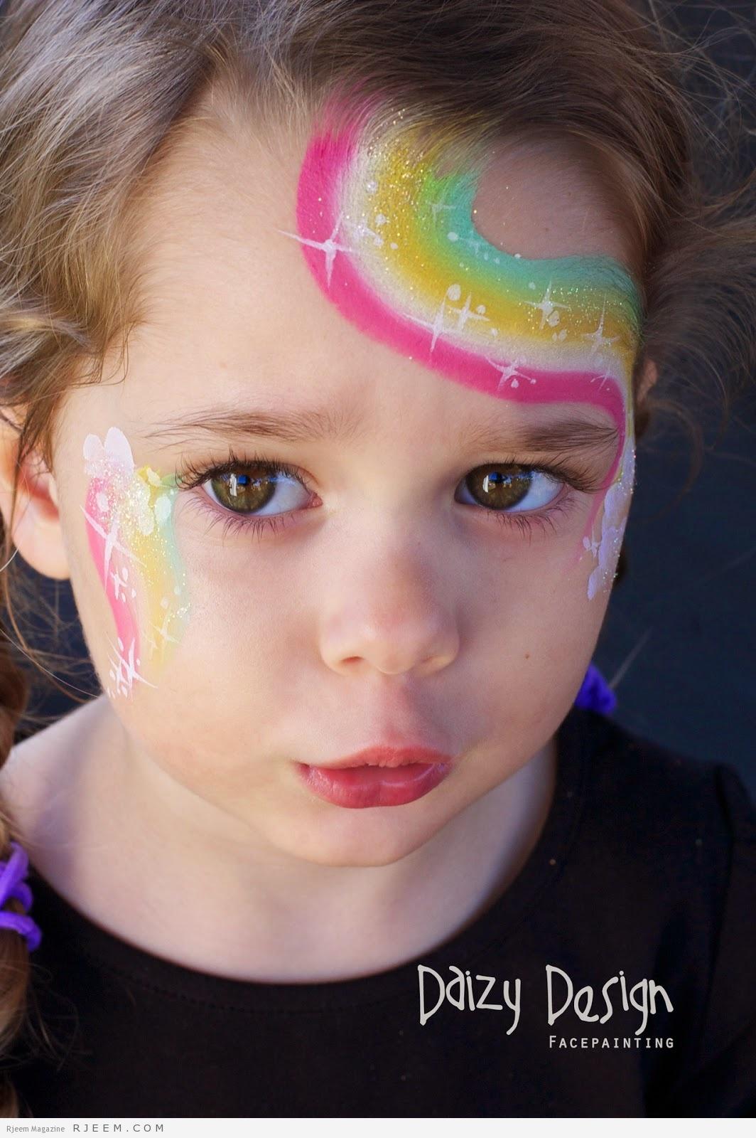 fba4ff0808fc9 نتيجة بحث الصور عن طريقه عمل الوان للرسم على وجوه الاطفال بطريقه امنه في  منزلك