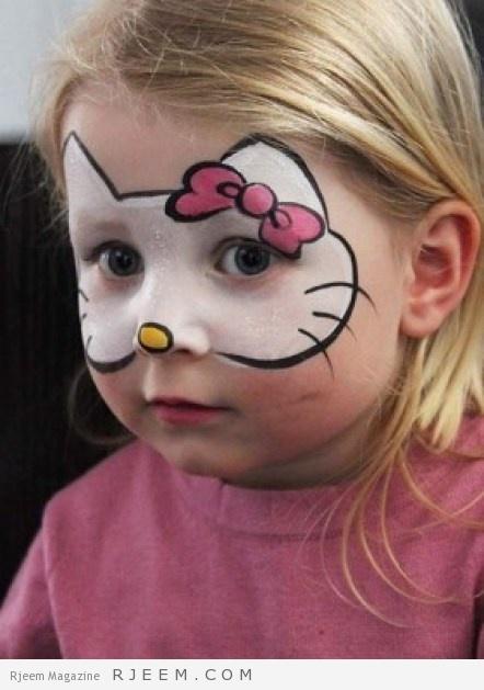 طريقة عمل ألوان طبيعية للرسم على الوجه آمنه للاطفال في منزلك