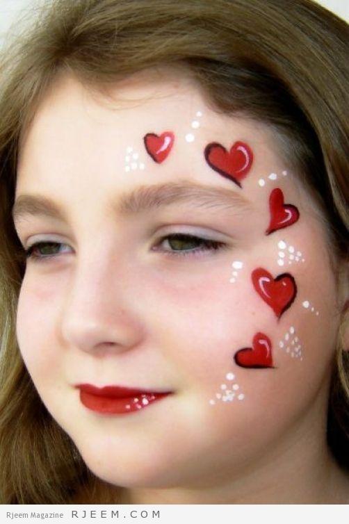 رسومات على الوجه للاطفال بسيطة لم يسبق له مثيل الصور Tier3 Xyz