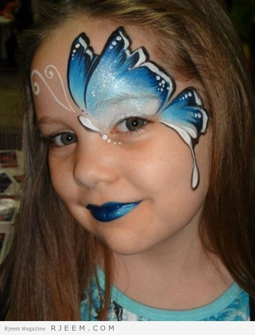 Halloween Face Painting   DIY Halloween Face Painting Ideas For Kids 2014: