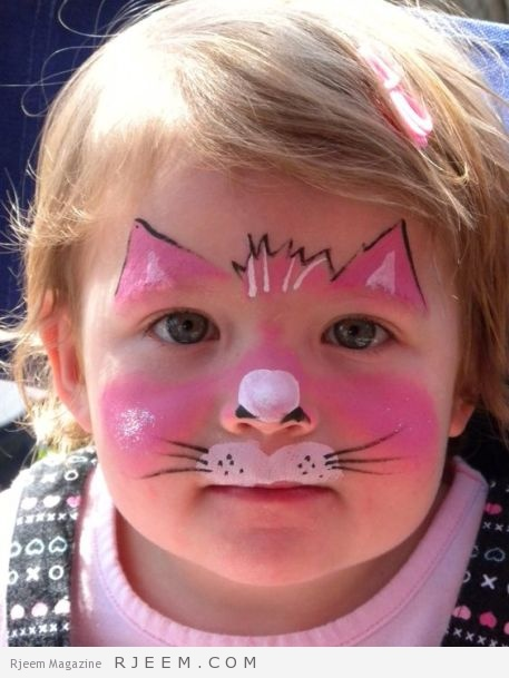 Desdemona's Designs Body Art: Face Paint on Kids!: