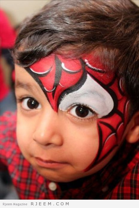 Idees gia ola: 60 FACE PAINTING IDEAS FOR KIDS: