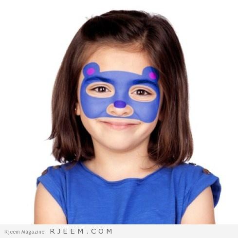 طريقة عمل الوان طبيعية للرسم على الوجه آمنه للاطفال في منزلك