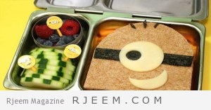 أفكار لوجبات مغذية لأطفالك في المدرسة