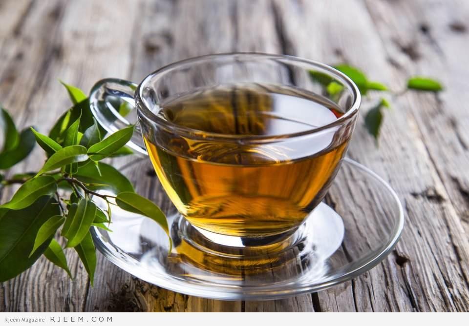 شاي اخضر