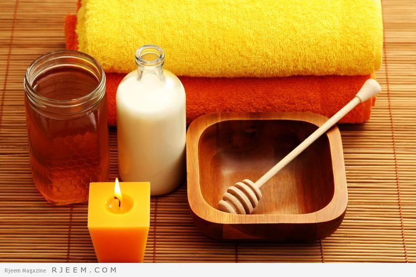 الحليب والعسل