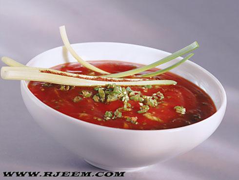 Photo of حساء اللحمة والشعيرية
