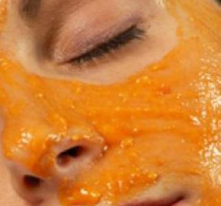 Photo of تبييض الوجه بماسك البرتقال
