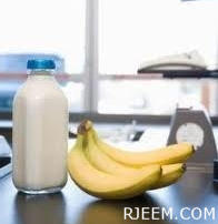 Photo of رجيم 1 كيلو في اليوم حمية الموز و الحليب