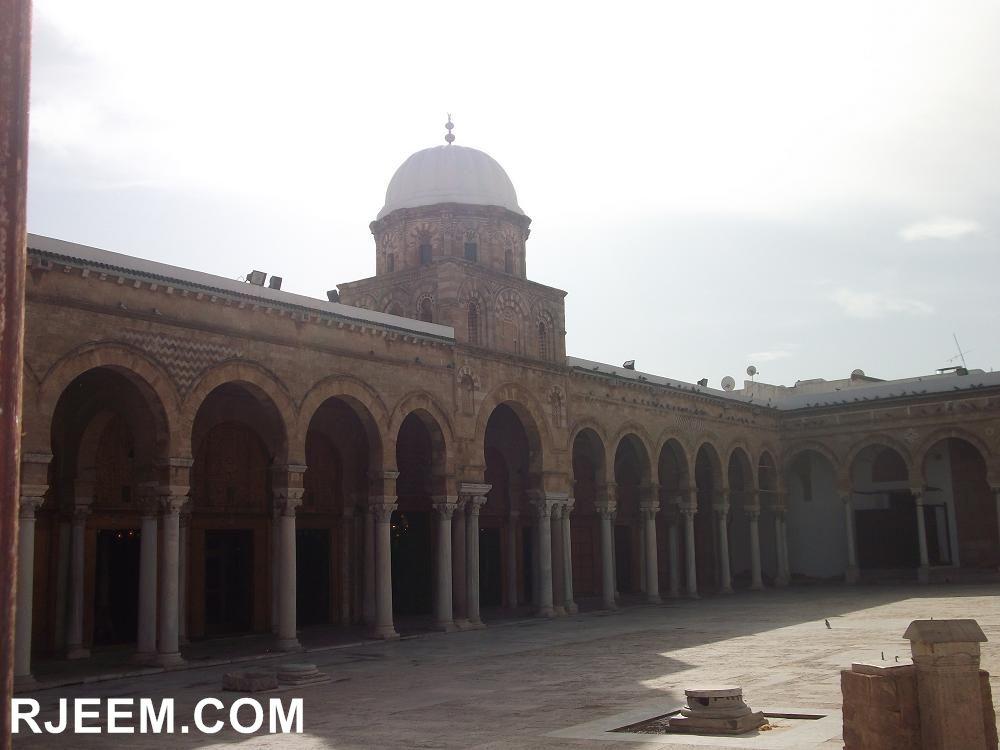 Photo of مسجد الزيتونه بتونس