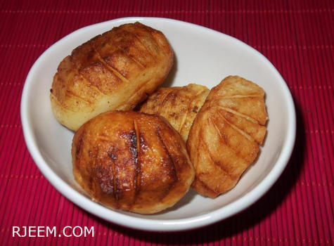 Photo of وصفة مقبلات البطاطا