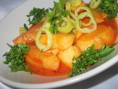Photo of وصفة ايطالية سهلة بطاطا حارة