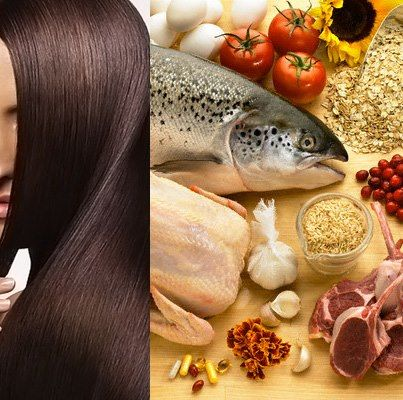 Photo of شعرك و الغذاء