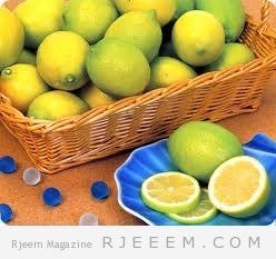 Photo of رجيم ديتوكس حمية الليمون