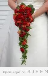 Photo of ماسكات العروس حمراء