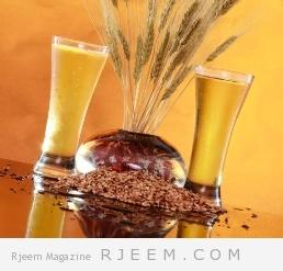 Photo of شراب الزنجبيل و الشعير لنحت الجسم