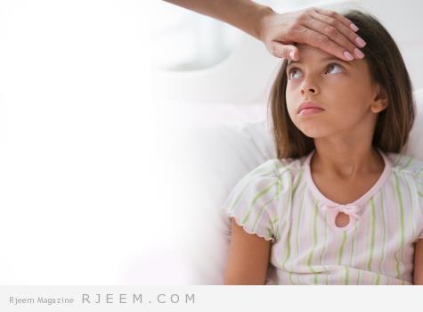 Photo of التعامل مع حرارة الاطفال