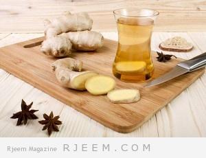 Photo of شراب الزنجبيل لحرق الدهون