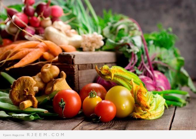 Photo of فوائد الخضروات و الفواكة الملونة