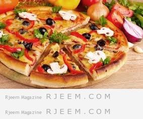 Photo of كيف تأكلين البيتزا خلال الرجيم؟