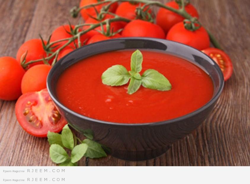 Photo of شوربة الطماطم للرجيم