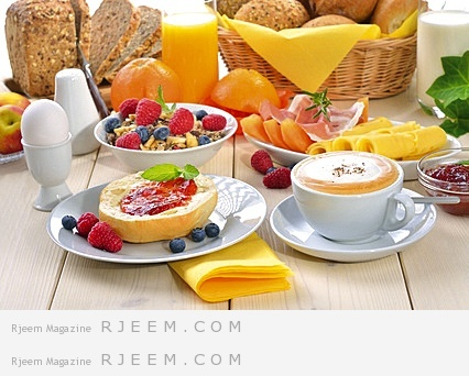 الوافل المحلى لعمل فطور رومانسي في عيد الحب