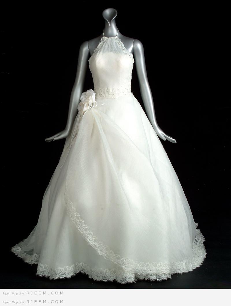 Photo of موديلات راقية لفساتين العروس احدث التصاميم العالمية