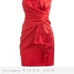 فساتين سهرة ناعمه simple dresses