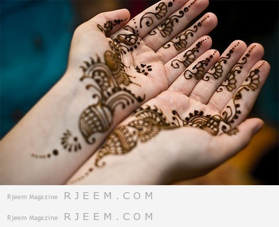 Photo of اسهل طريقة لرسم الحناء