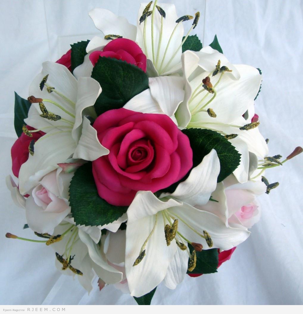 Photo of مسكات زهور للعروس