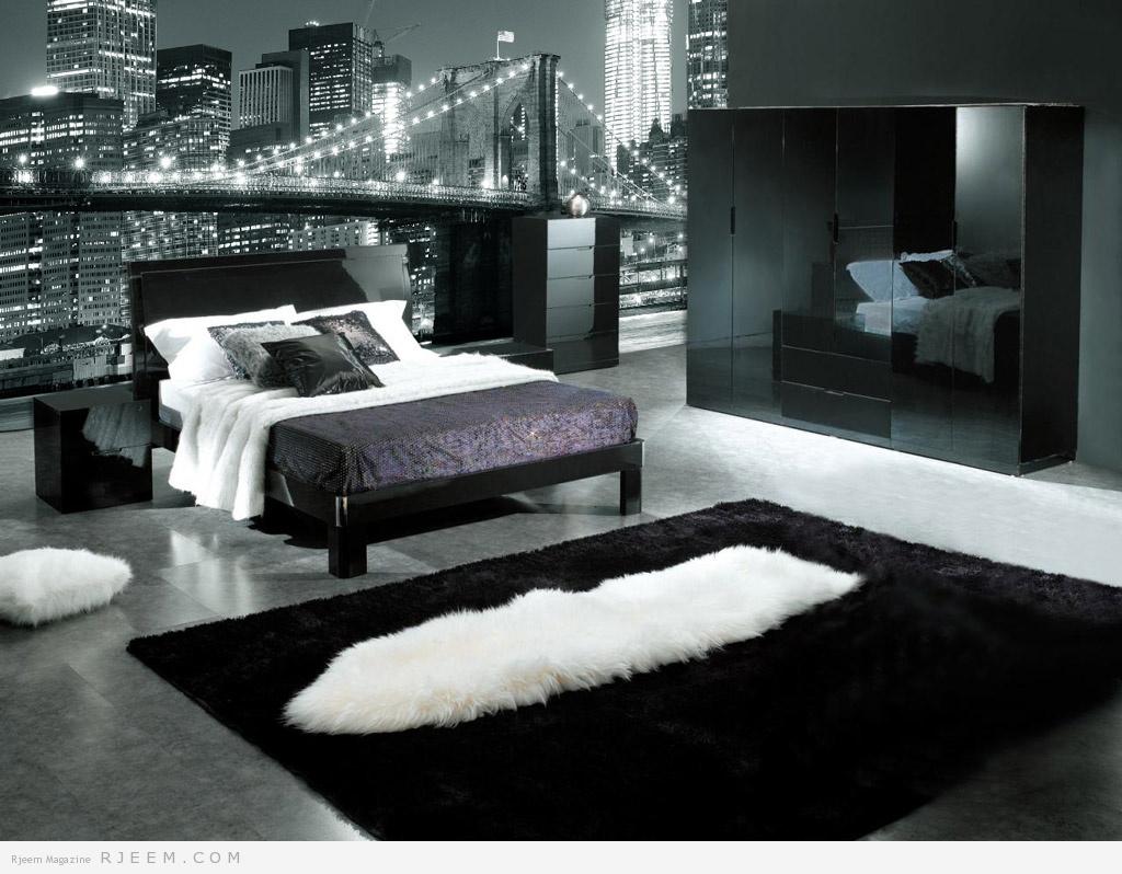 Photo of غرف نوم بتصاميم عصرية 2014