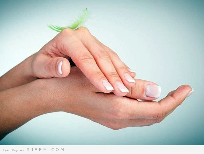 Photo of الطين الابيض لرعاية يديك